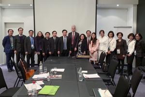 Việt Nam dự Hội nghị thượng đỉnh về sư phạm