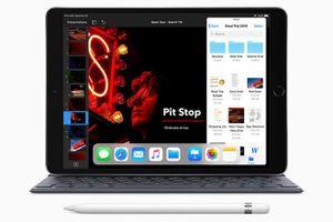 iPad Air 10,5 inch trình làng, hỗ trợ Apple Pencil