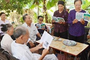 Điều chỉnh chính sách giải quyết các vấn đề về người cao tuổi