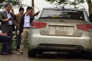 Vụ nổ súng cướp taxi ở Tuyên Quang: 'Đối tượng lái xe đi gần 20km rồi bỏ lại'