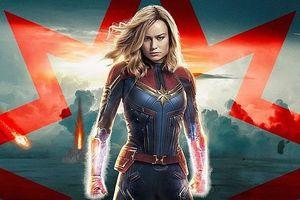 'Captain Marvel' gây bão, chuẩn bị cán mốc 1 tỷ USD