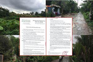 Lộ DN 20 lần gửi văn bản cho siêu dự án 'treo' Thanh Đa– Bình Qưới