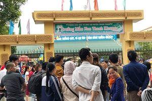 Hàng trăm trẻ nhiễm sán lợn ở Bắc Ninh: Con voi chui lọt lỗ kim?