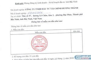 Công ty Hương Thành cung cấp thực phẩm bẩn là của ai?