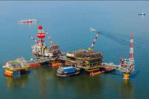 LUKOIL tăng cường hoạt động trên thềm lục địa biển Caspian