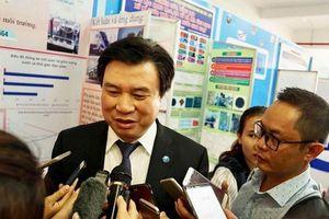 Bộ GD-ĐT sẽ thẩm định một số dự án đạt giải Khoa học kỹ thuật phía Bắc
