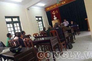Hưng Yên: Thanh tra huyện Văn Giang ngăn cản công dân thực hiện quyền mời luật sư?