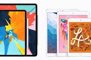 Apple ra mắt iPad mini mới với thiết kế cũ