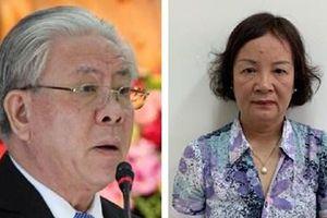 Thực hiện Lệnh khám xét đối với hai cựu Phó Giám đốc Sở Tài chính TP Đà Nẵng