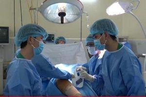 Bệnh viện Quân Y 175 thay khớp háng, khớp gối miễn phí