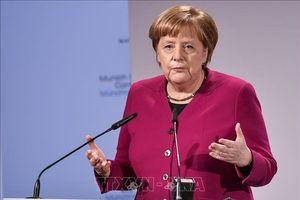 Thủ tướng Đức đấu tranh đến cùng vì một Brexit 'trật tự'