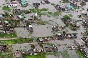 Siêu bão Idai tàn phá Mozambique, hơn 1.000 người có thể đã thiệt mạng
