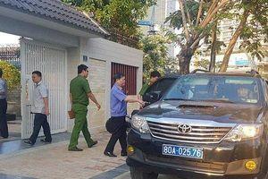 Công an khám xét nhà 2 nguyên lãnh đạo sở Tài chính Đà Nẵng