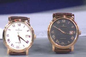 CLIP: Thị trường đồng hồ tại Việt Nam có 80-90% hàng giả, hàng nhái
