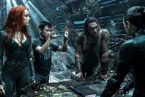 Sau thành công vang dội của Aquaman, DC tung hàng loạt dự án phim bom tấn