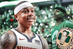 Boston Celtics đã vô địch nếu không trao đổi Isaiah Thomas?