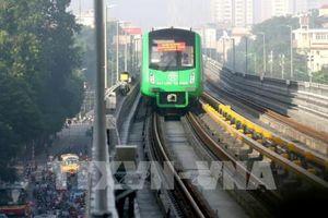 Miễn phí vé 15 ngày đầu vận hành tuyến đường sắt Cát Linh – Hà Đông