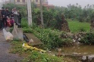 Vụ nữ sinh tử vong dưới mương nước: Xe đạp điện của nạn nhân mất tích bí ẩn