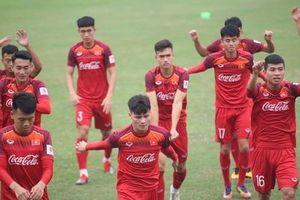 Đội tuyển U22 Việt Nam gặp bất lợi trước thềm SEA Games 30