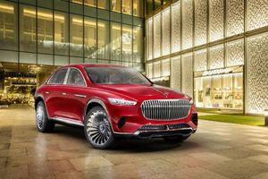 Mercedes -Maybach GLS sắp trình làng, giá gần 5 tỷ đồng