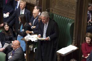 Hạ viện Anh quyết không chấp nhận thỏa thuận Brexit của Thủ tướng