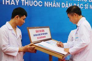 Trên 900 cán bộ, y, bác sĩ noi gương Thầy thuốc Nhân dân Nguyễn Ngọc Hàm