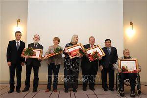 Tiếp tục thúc đẩy quan hệ hữu nghị truyền thống, hợp tác tốt đẹp Việt Nam – CHLB Đức