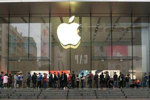 Nhà cung ứng Trung Quốc của Apple vượt mặt các công ty Mỹ, Nhật Bản