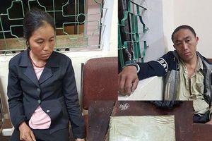 Bắt cặp đôi buôn ma túy xuyên quốc gia