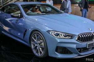 BMW M850i xDrive ra mắt Malaysia với mức giá từ 6,18 tỷ VNĐ
