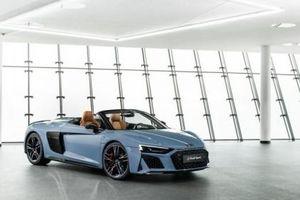 Ngắm cặp siêu xe Audi R8 Coupe và Spyder 2019 đầy 'quyến rũ'