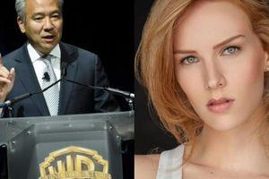 CEO Warner Bros mất chức vì nghi ngờ 'đổi tình' với diễn viên Charlotte Kirk