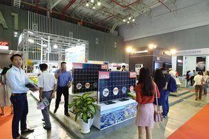 Vietnam ETE 2019 thu hút các doanh nghiệp sản xuất năng lượng xanh