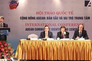 Phát huy vai trò trung tâm của ASEAN trong khu vực