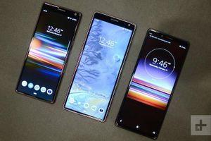 Xem xét smartphone đầu tiên có màn hình Oled 4K