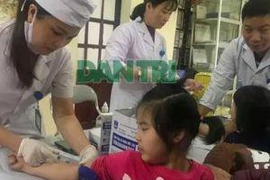Vụ học sinh nhiễm sán lợn ở Bắc Ninh: Đình chỉ công tác thêm một số cán bộ
