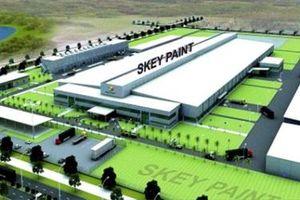 Skey Việt Nam khởi công nhà máy sơn nước cao cấp