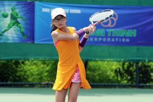 Tài năng trẻ quần vợt Việt Nam so tài tại VTF Junior Tour 1 – 2019