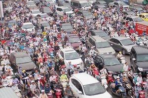 Hà Nội: Không tùy tiện cấm xe máy, hạn chế ô tô cá nhân