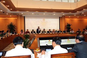 Phó Chủ tịch Quốc hội đánh giá cao Hà Nội trong công tác phòng cháy, chữa cháy