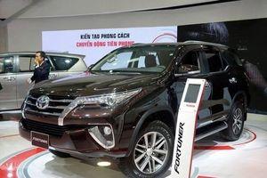 Toyota Fortuner 2019 chuyển sang lắp ráp tại Việt Nam: Sẽ chỉ lắp phiên bản máy dầu?