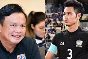 Thái Lan chuyển giao thế hệ đối đầu với học trò Cannavaro