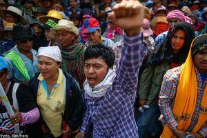 Hạt gạo khuynh đảo bầu cử Thái Lan, đảng phái chạy theo nông dân