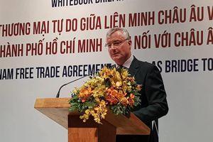 Hiệp định thương mại Việt Nam - EU có thể hoàn tất trong năm 2019