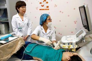 Công nghệ mới hút u vú không cần phẫu thuật