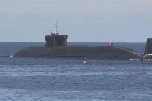 Mỹ bất an vì Nga đặt tàu ngầm Borei cạnh thái dương