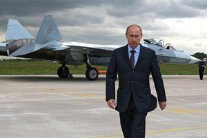 Tổng thống Putin: Su-57 là tiêm kích mạnh nhất thế giới