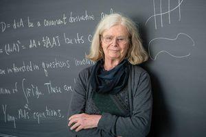 Nhà toán học Mỹ trở thành phụ nữ đầu tiên nhận giải Abel