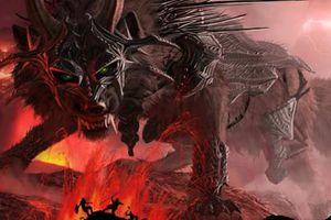 Giải mã sức tấn công điên cuồng của sói khổng lồ trong thần thoại