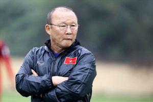 ĐT Việt Nam đóng cửa 'luyện công' tại vòng loại U23 châu Á 2020